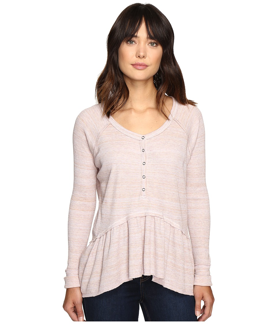 Free People - Coastline Tee (Lavender) Women's T Shirt