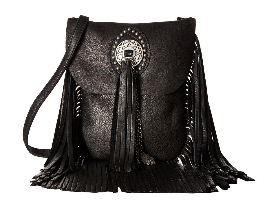Leatherock - HK32 (Black) Handbags