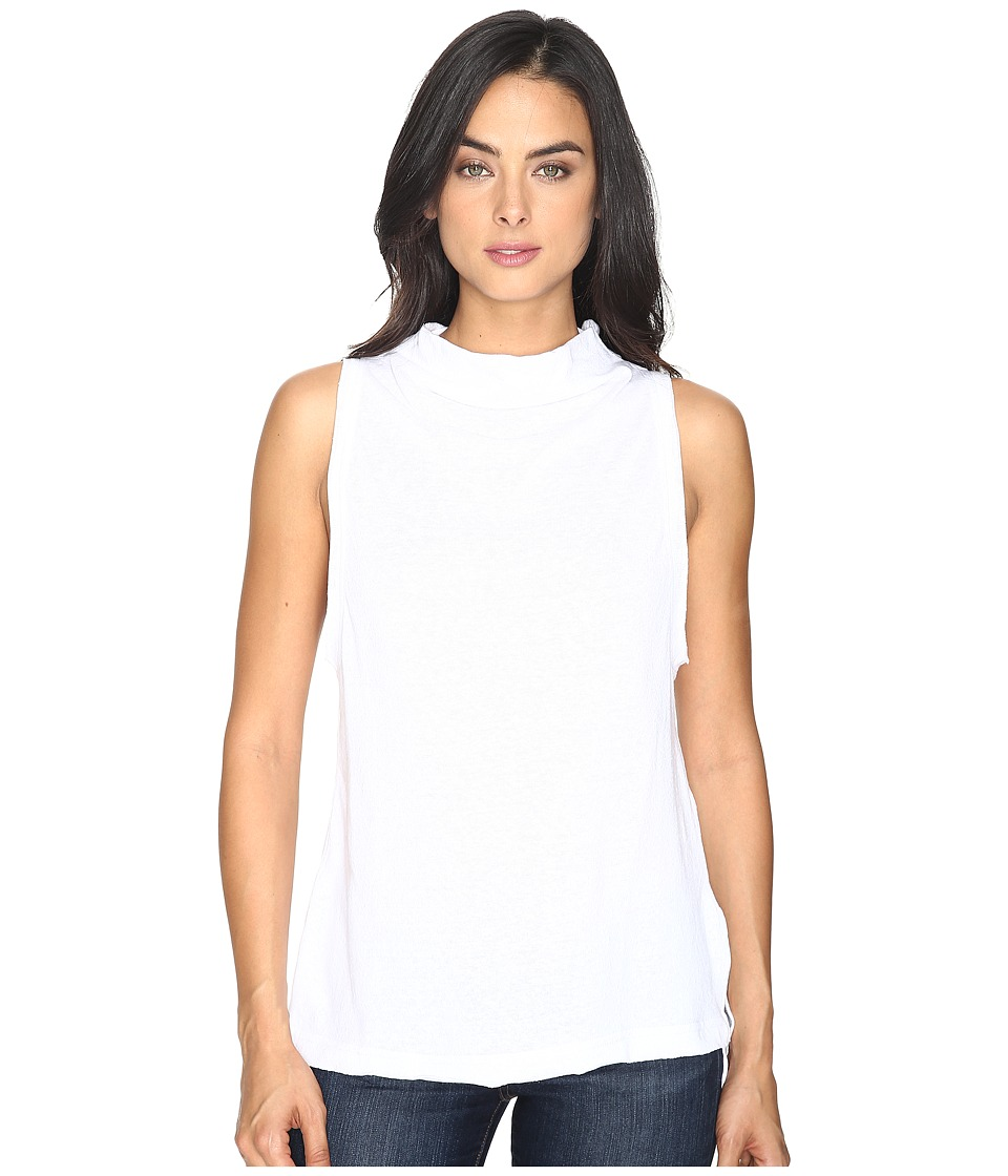 Free People - Madrid Tee (White) Women's T Shirt