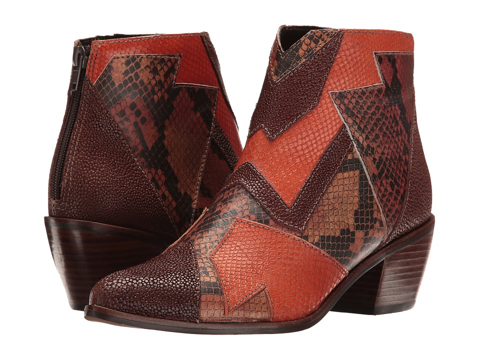 Matisse Matisse x Amuse Society Last Call (Rust Multi) Women