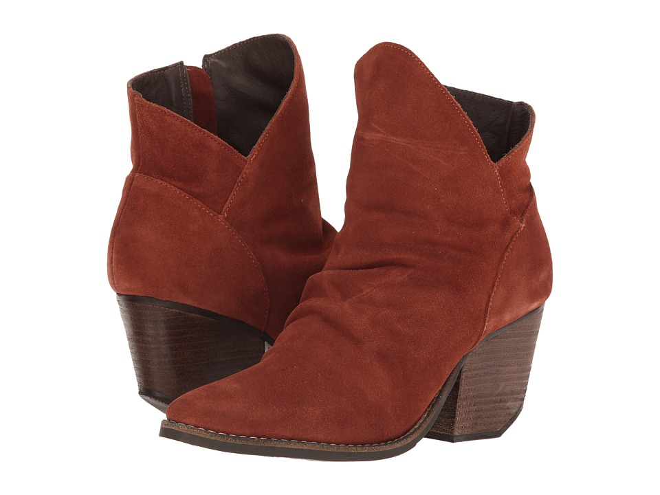 Matisse Matisse x Amuse Society Society (Rust Leather Suede) Women