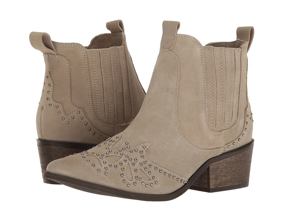 Matisse Matisse x Amuse Society Backstage (Taupe Leather Suede) Women