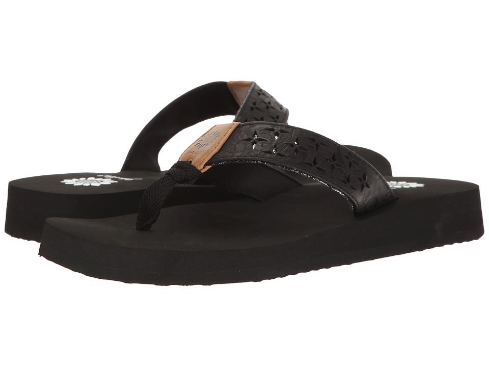 Yellow Box - Benji (Black) Women's Sandals