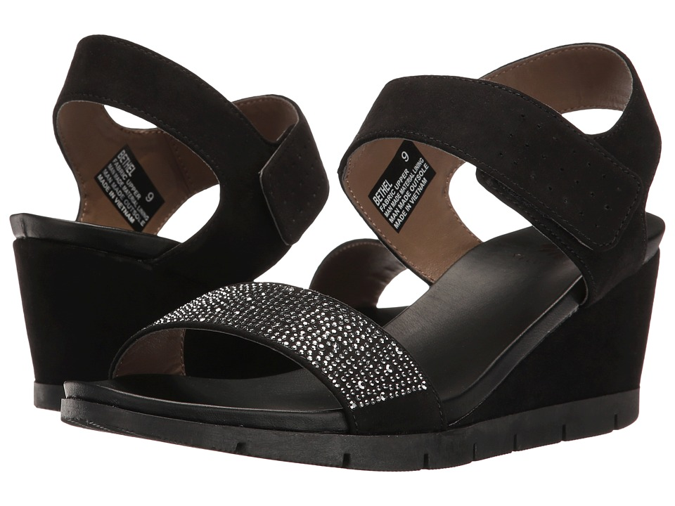 Yellow Box - Bethel (Black) Women's Sandals