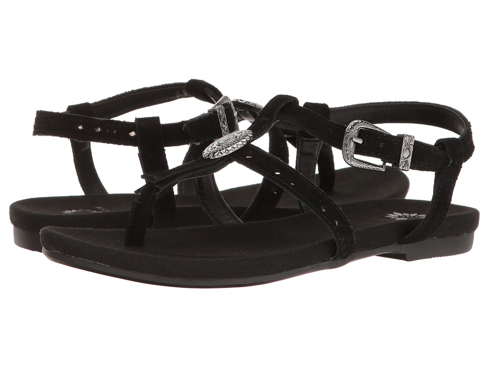 Yellow Box - Carob (Black) Women's Sandals