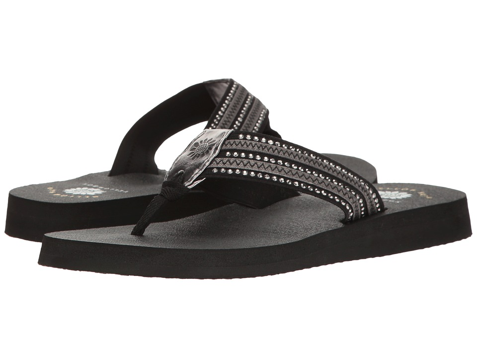 Yellow Box - Darby (Pewter) Women's Sandals