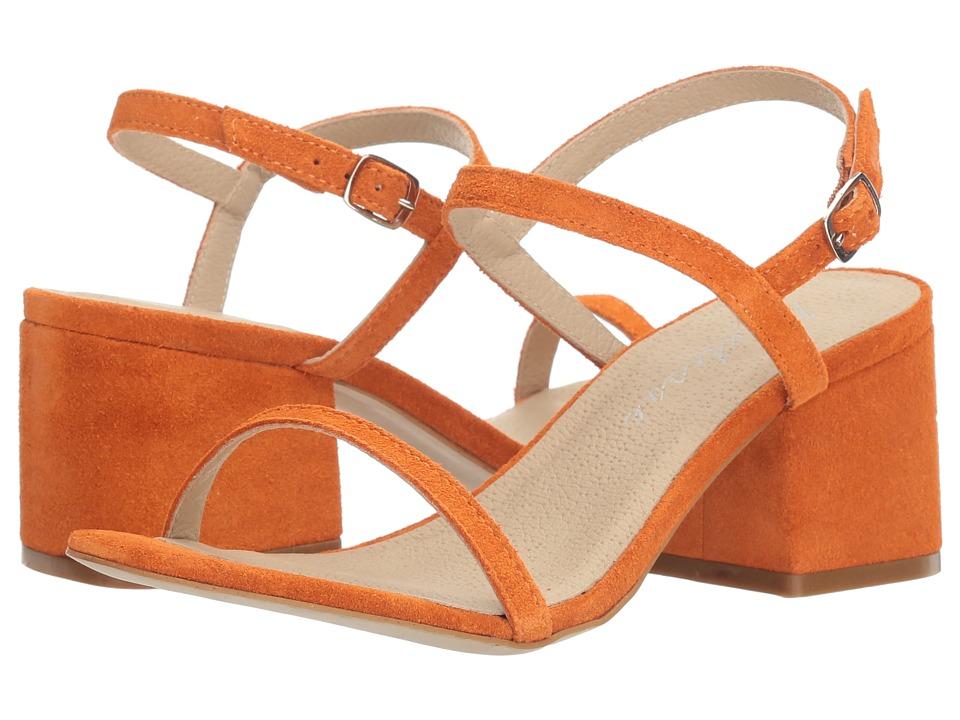 Matisse - Stella (Rust) Women's Shoes