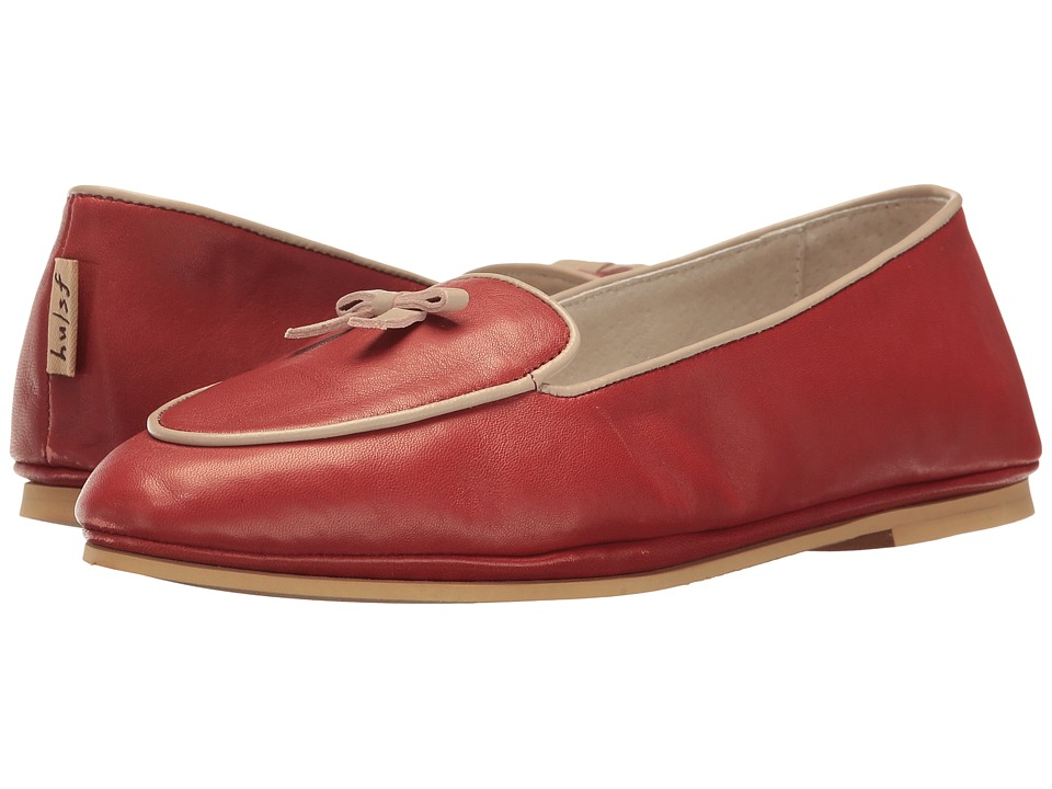 French Sole - Sweet (Spice Nappa Leather) Women's Flat Shoes
