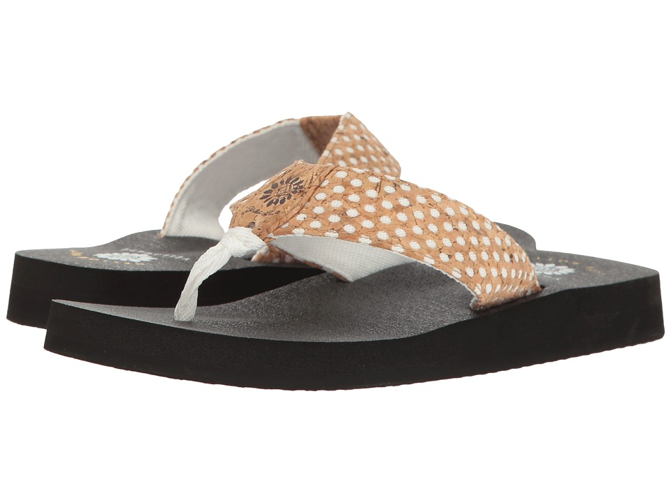Yellow Box - Farlee (White) Women's Sandals