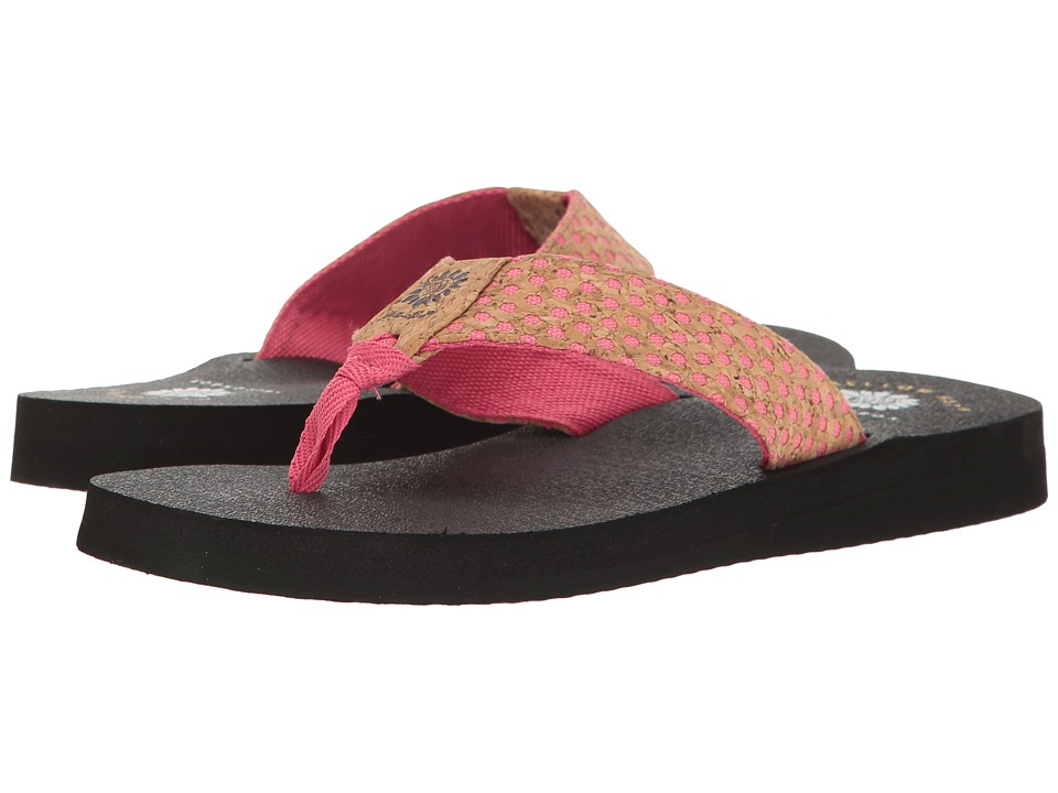 Yellow Box - Farlee (Pink) Women's Sandals