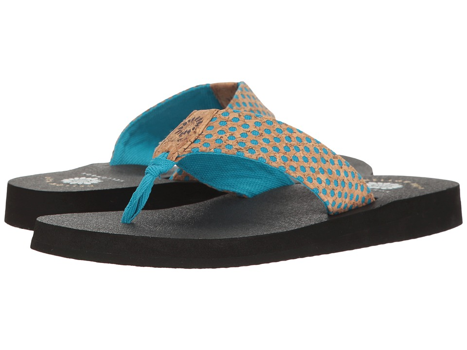 Yellow Box - Farlee (Turquoise) Women's Sandals