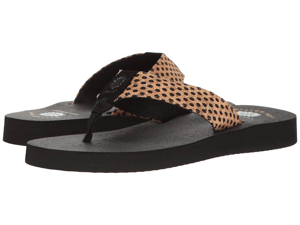 Yellow Box - Farlee (Black) Women's Sandals