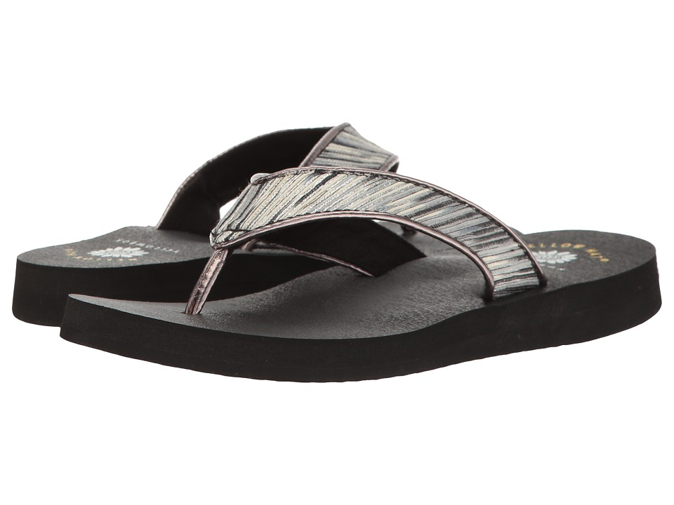 Yellow Box - Fergus (Black) Women's Sandals