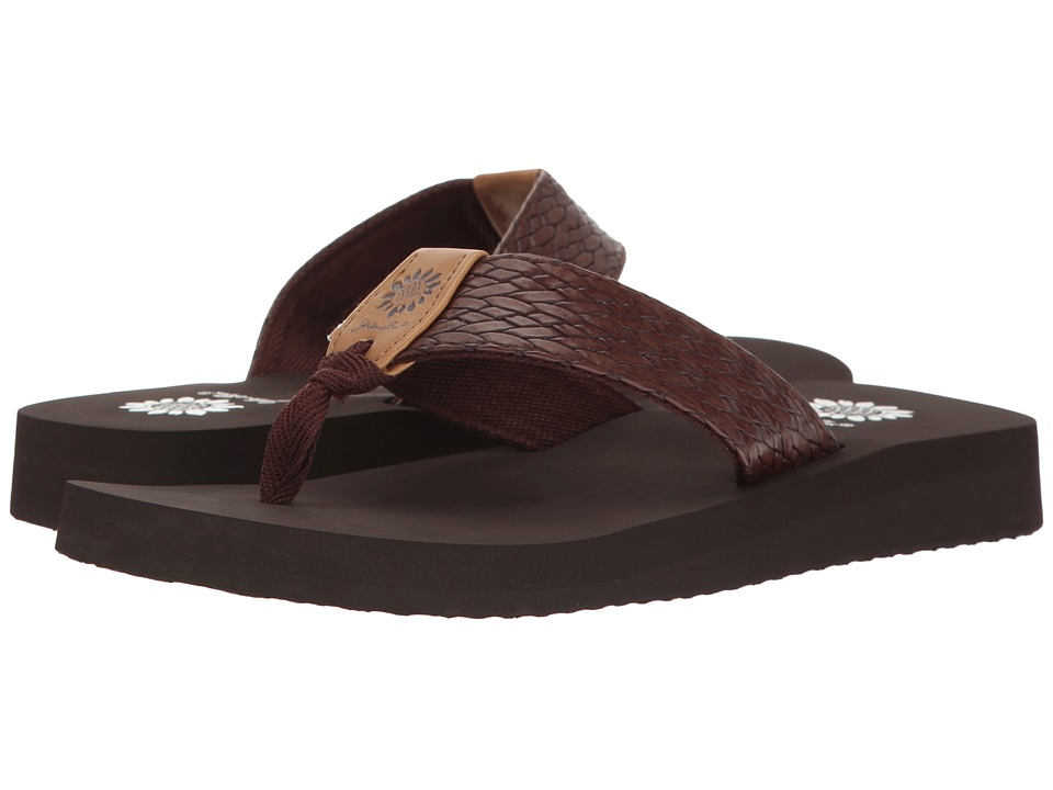 Yellow Box - Flax (Brown) Women's Sandals