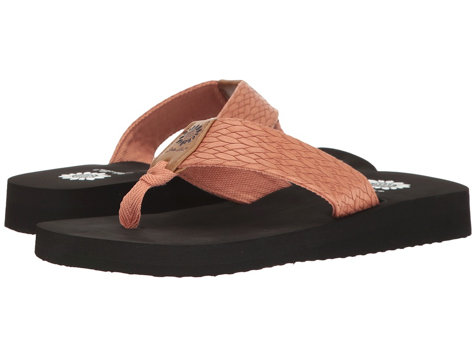 Yellow Box - Flax (Blush) Women's Sandals
