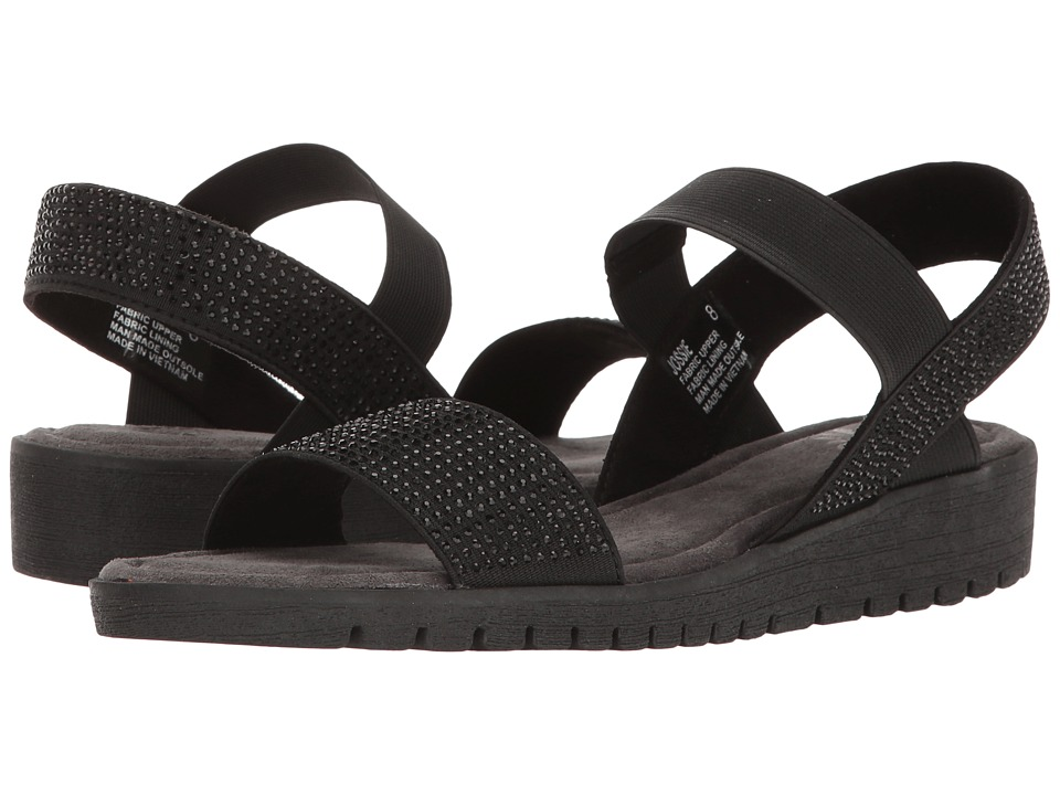 Yellow Box - Jossie (Black) Women's Sandals