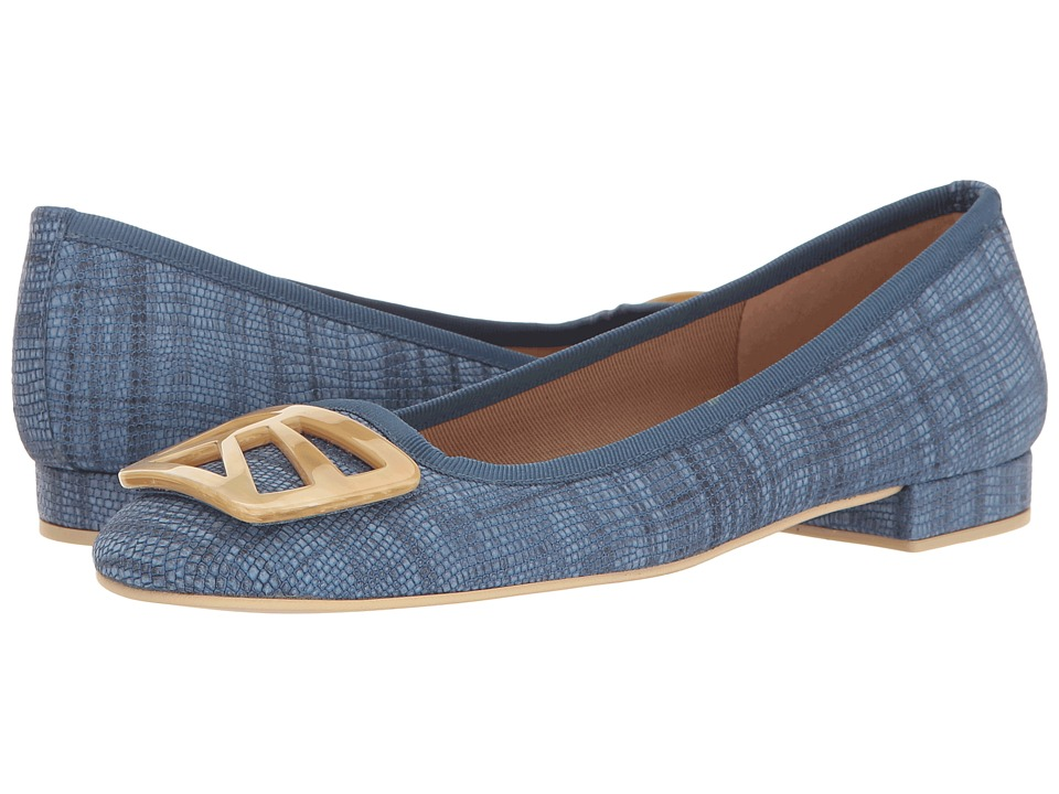 French Sole Talisman (Jeans Ibiza Printed Leather) Women
