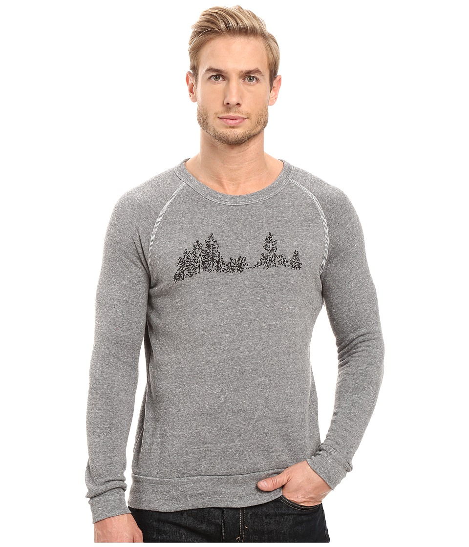 Alternative - Graphic Champ (Eco Grey Tree Graphic) Men's Sweatshirt