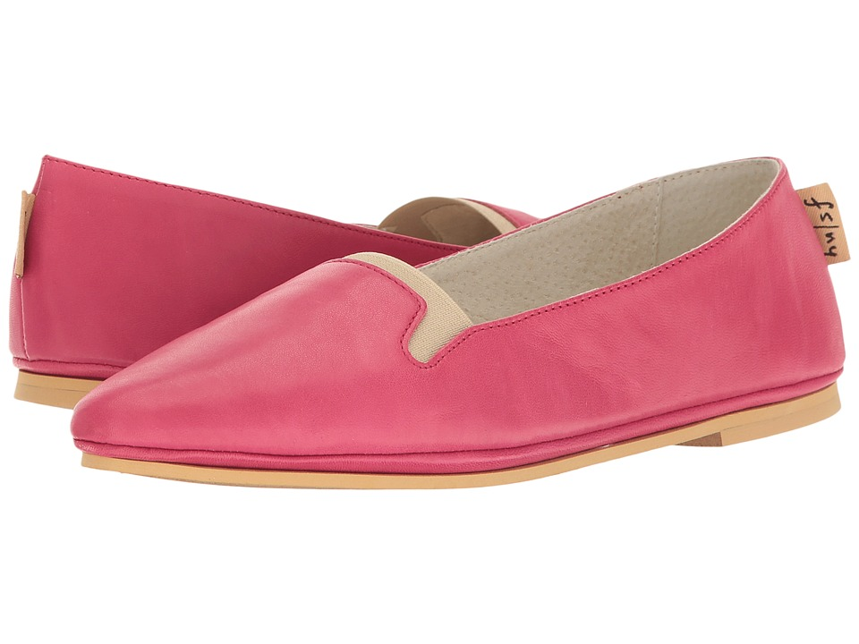 French Sole Urge (Dragonfruit Nappa/Natural Leather) Women