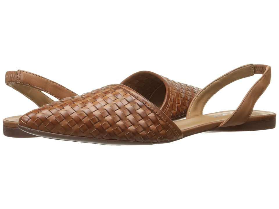 French Sole Volume (Cognac Leather) Women