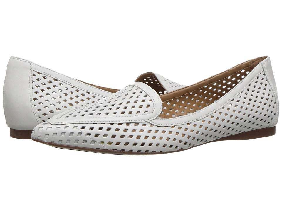 French Sole - Vandalay (White Leather) Women's Shoes