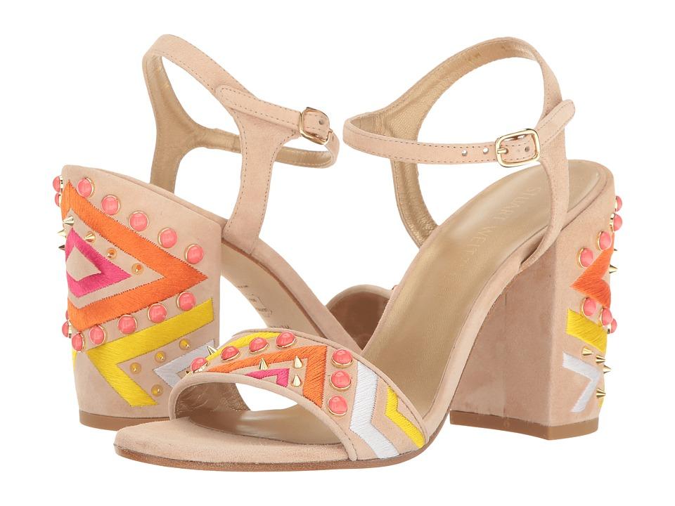 Stuart Weitzman - Both (Bisque Suede) Women's Shoes