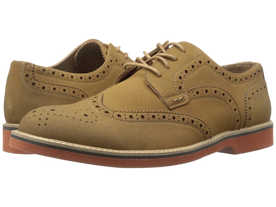 Steve Madden - Edward (Tan) Men's Shoes