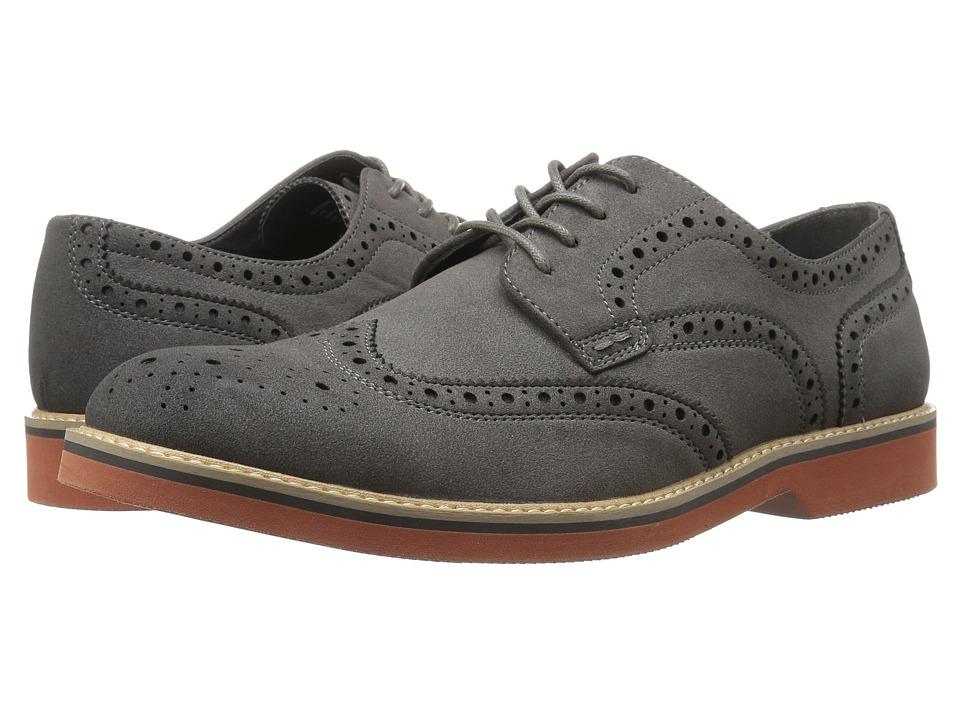Steve Madden - Edward (Grey) Men's Shoes