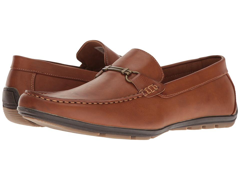 Steve Madden - Night (Cognac) Men's Shoes