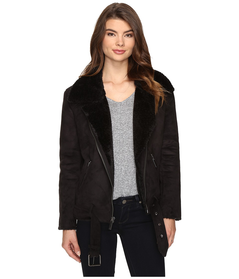 Dolce Vita - Veronica Jacket (Black) Women's Coat