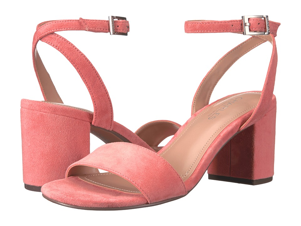 Charles by Charles David Keenan (Blush Suede) Women
