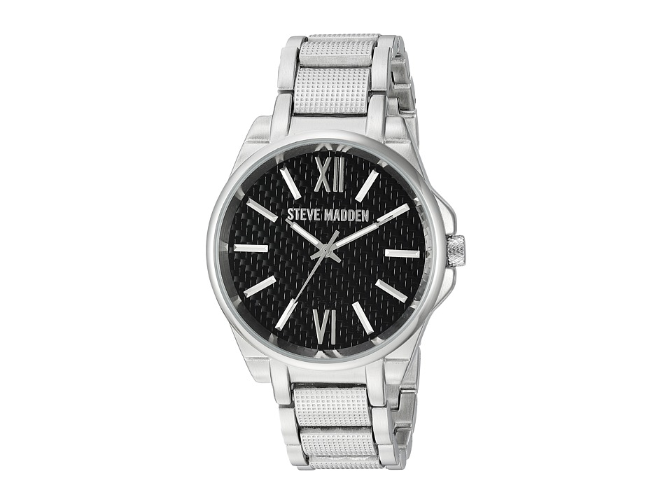 Steve Madden - Carbon Watch (Silver) Watches
