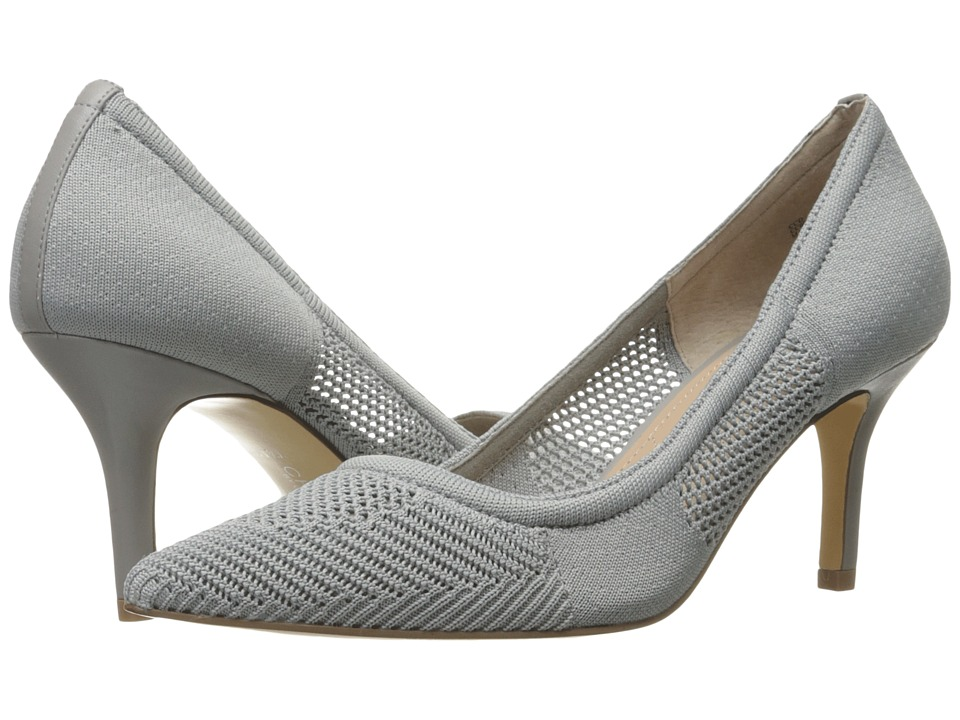 Charles by Charles David - Strung (Stone Grey Knit Stretch) Women's Shoes