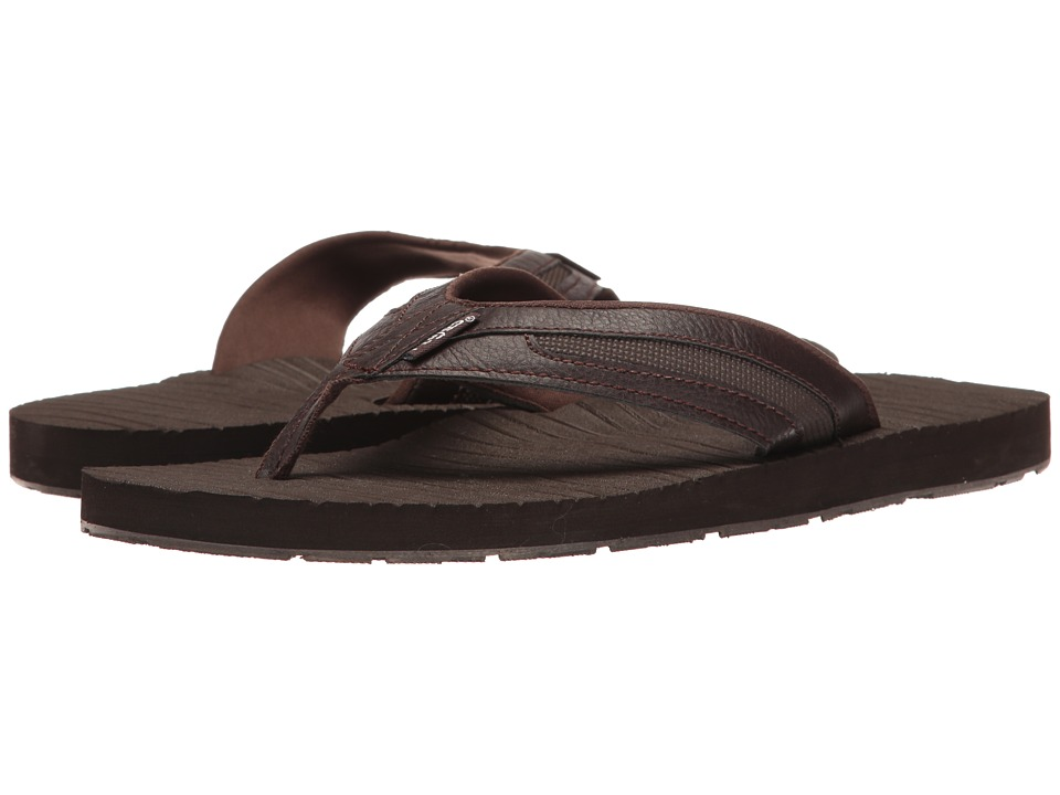 Flojos - Mark (Brown) Men's Sandals