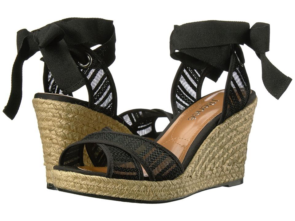 J. Renee - Alysbeach (Black) Women's Shoes