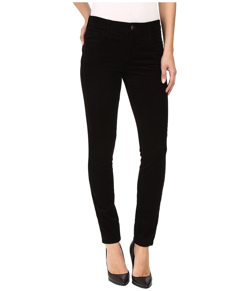 J Brand - Mid-Rise Skinny in Black (Black) Women's Jeans