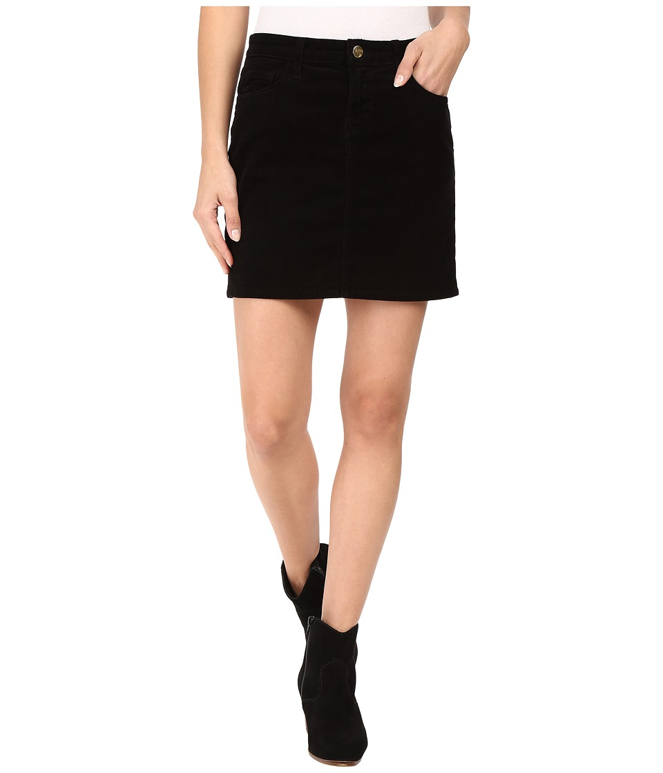 J Brand Gwynne Skirt (Black) Women's Skirt