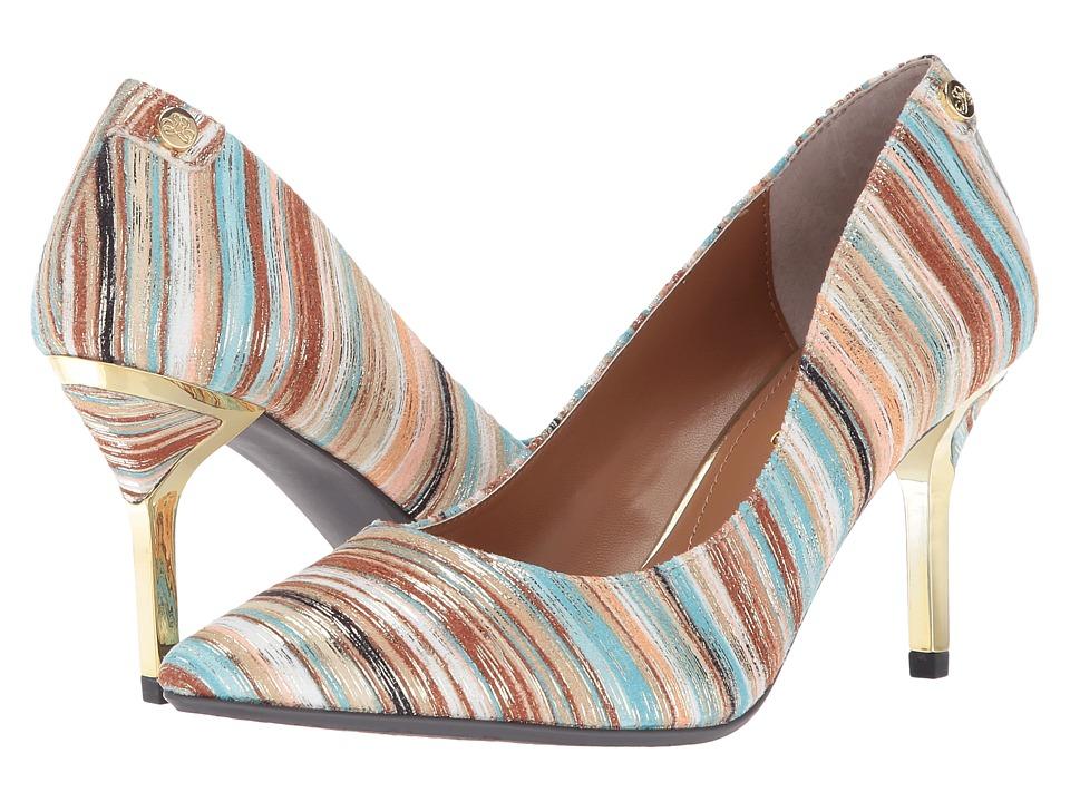 J. Renee Bryanne (Pastel Multi) High Heels