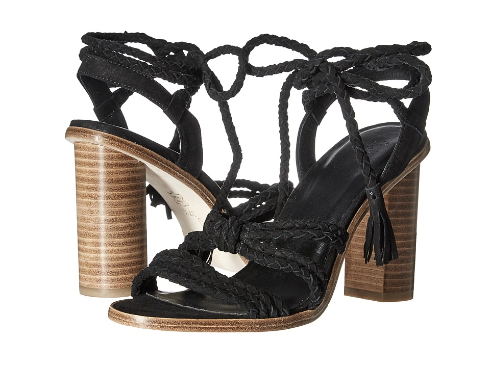Joie - Banji (Black Kid Suede) High Heels