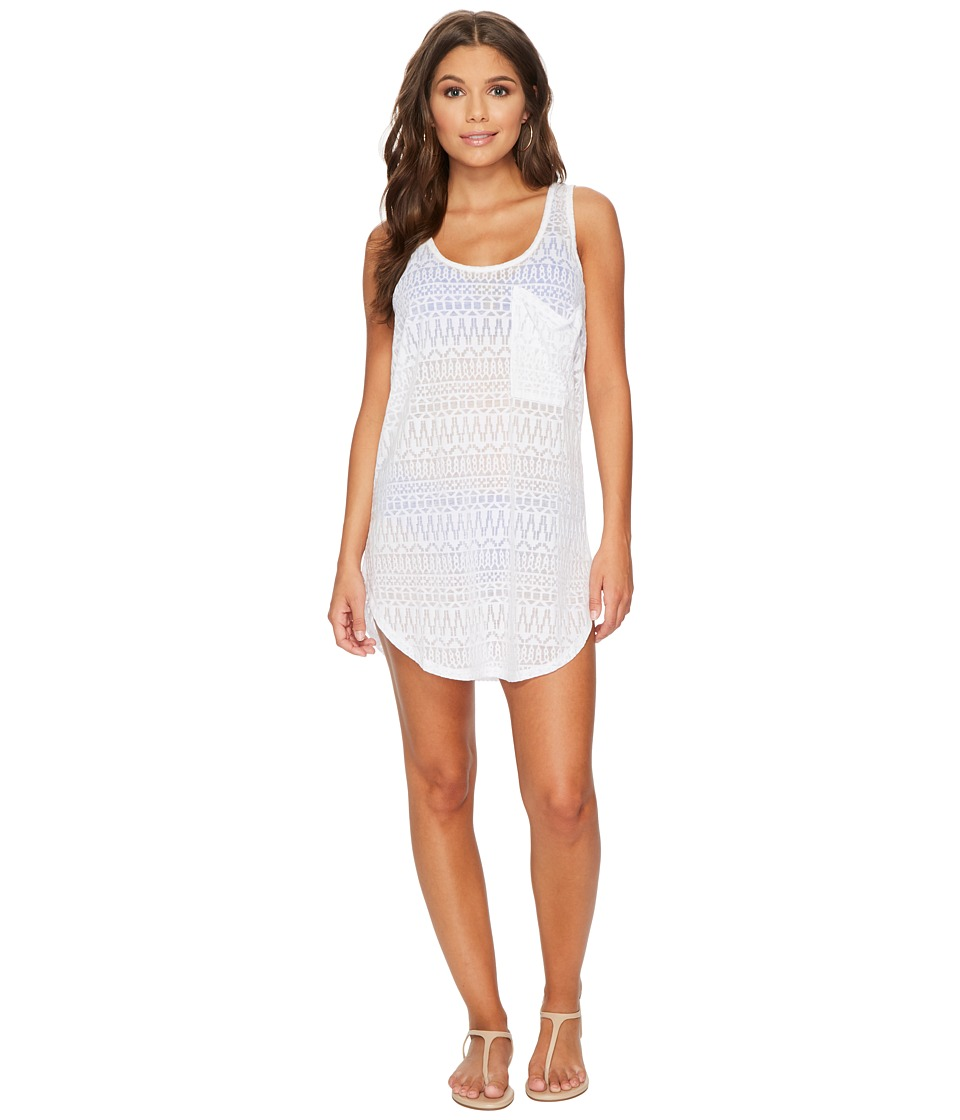 Body Glove - Lexi Dress Cover-Up (White) Women's Swimwear