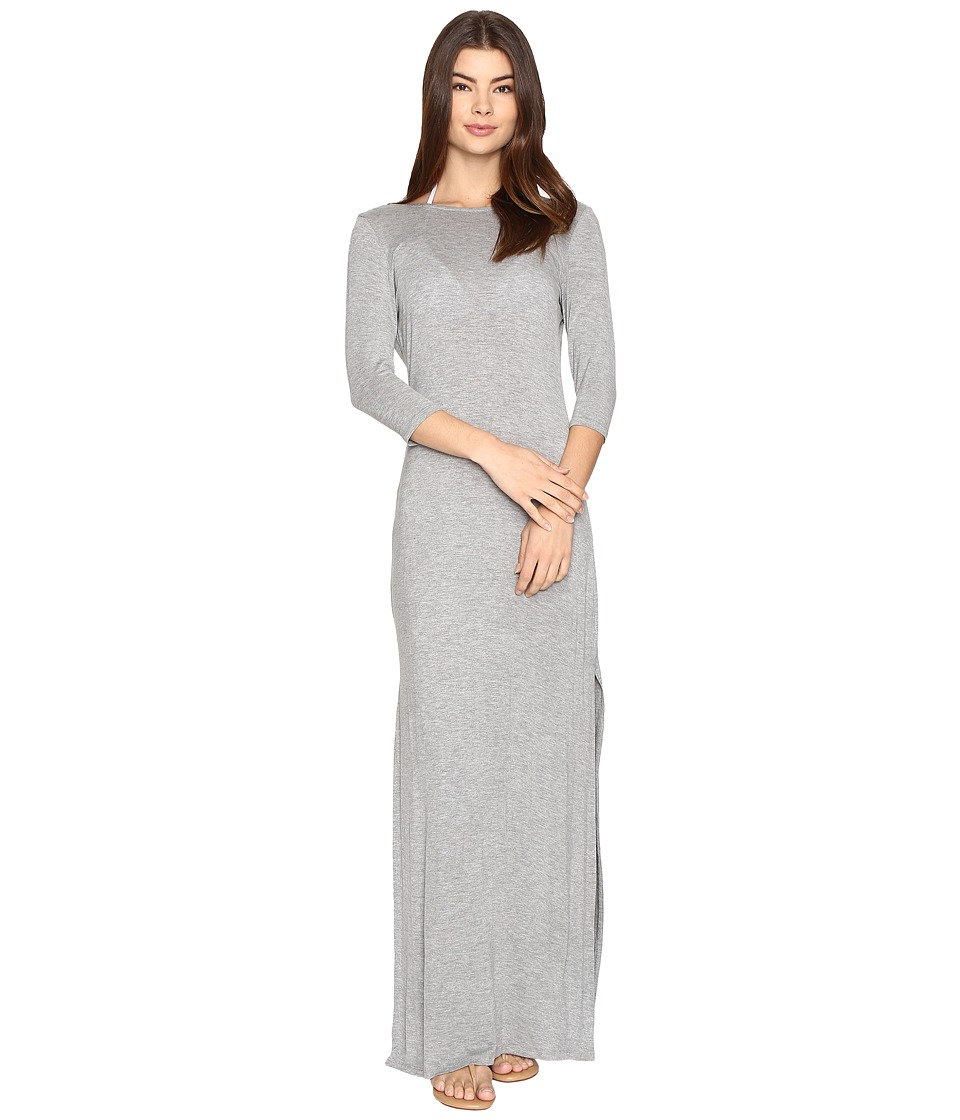 Body Glove - Bethany Dress Cover-Up (Heather Grey) Women's Dress