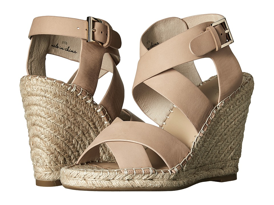 Joie - Kaelyn (Powder Nubuck) Women's Wedge Shoes