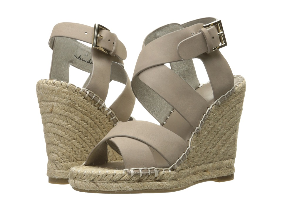 Joie - Kaelyn (Dove Nubuck) Women's Wedge Shoes