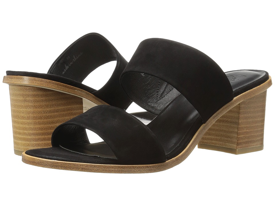 Joie - Maha (Black Nubuck) Women's Shoes