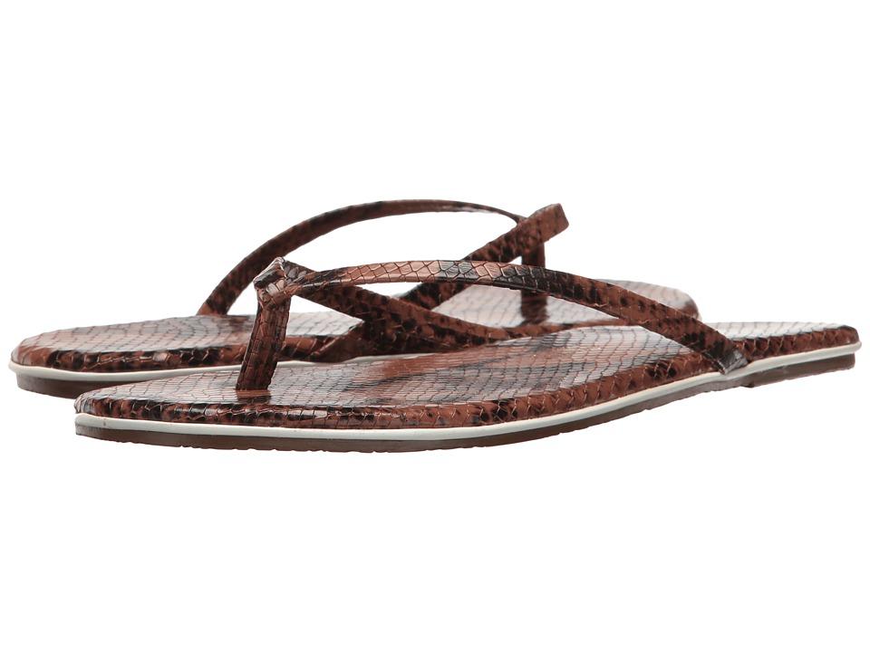 TKEES - Lily Studio Lipliners (Maple Sugar) Women's Shoes