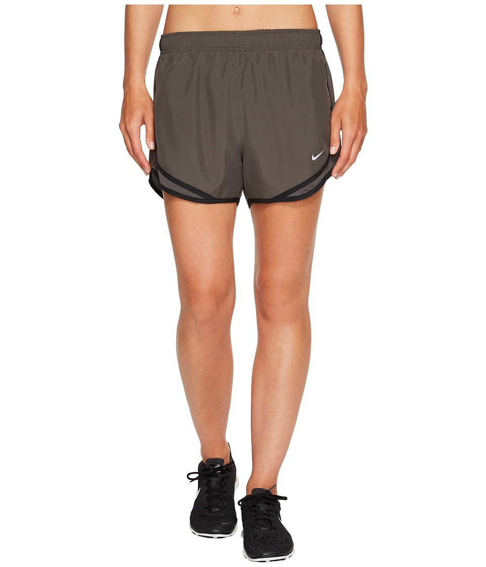 Nike - Dry Tempo Short (Midnight Fog/Nidnight Fog/Wolf Grey) Women's Shorts