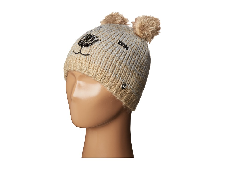 BULA - Kids Teddy Beanie (Big Kid) (Lichen) Beanies
