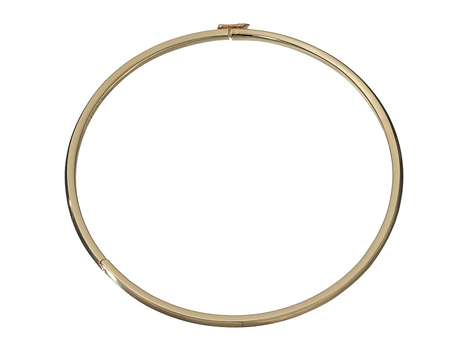 Eddie Borgo - Peaked Collar Necklace (Gold) Necklace