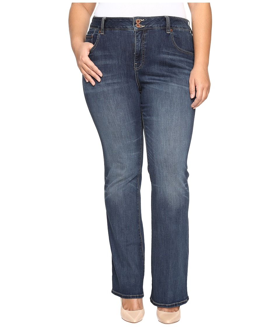 Lucky Brand - Plus Size Emma Boot in Great Falls (Great Falls) Women's Jeans