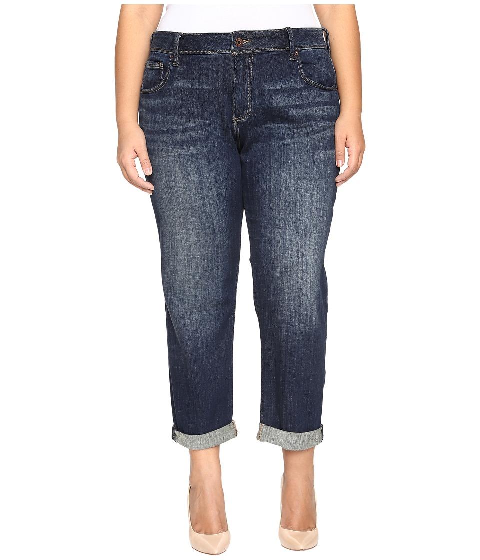 Lucky Brand - Plus Size Reece Boyfriend in Matira (Matira) Women's Jeans